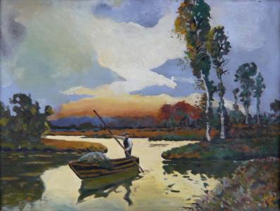 Rybář na loďce (2).JPG