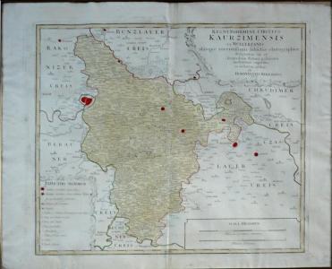 Kouřimský kraj z Müllerovy mapy Čech (1).JPG