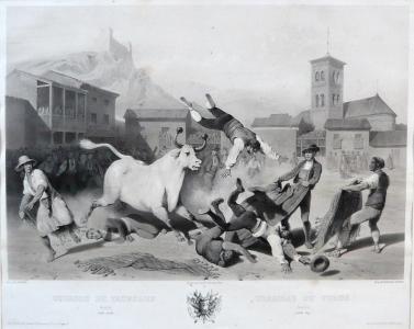 Blanchard a Sabatier - Korida (2).JPG
