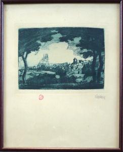 S.G.Maran - Pohled na Pražský hrad (1).JPG
