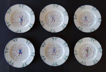 Šest talířků s chinoisérií - Klášterec, rok 1873 (1).JPG