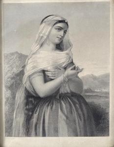 Dívka se závojem - podle G. Staal (2).JPG