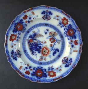 Malý talířek s květinami - Wedgwood (1).JPG