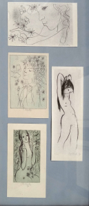 Alfréd Fuchs - Čtyři dívky (2).JPG