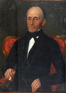 Portrét muže v křesle, s doutníkem - přípis Antonín Mánes (2).JPG