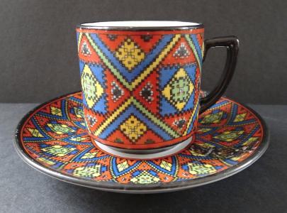 Moka šálek s textilním vzorem (1).JPG