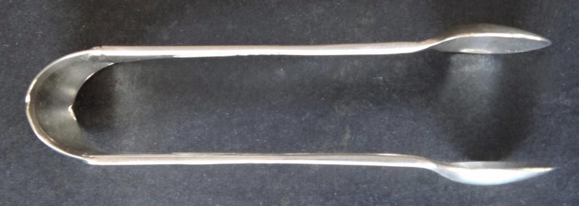 Stříbrné kleštičky na cukr - secesní ornament (1).JPG