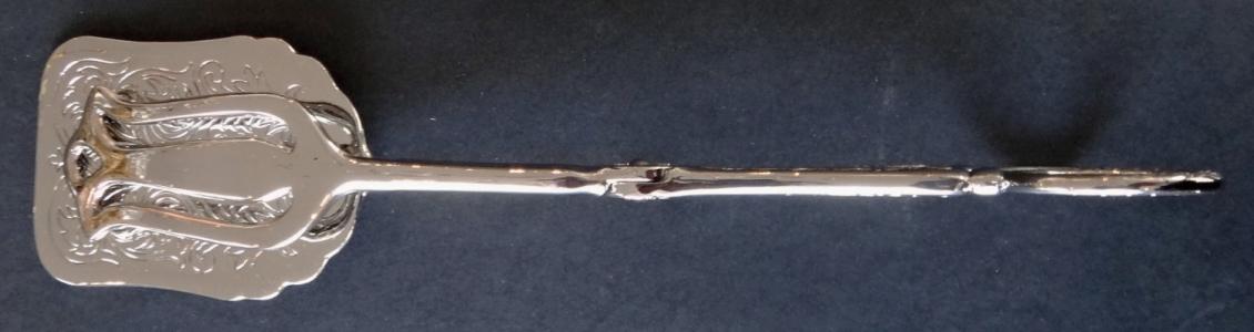 Předkládací kleštičky - postříbřená zinková slitina (1).JPG