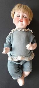 Panenka s porcelánovou hlavičkou - J. D. K. , Německo (1).JPG