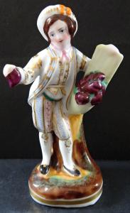 Mladý muž s hrozny vína a džberem (1).JPG