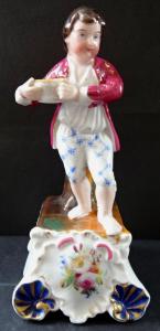 Bosý chlapec s miskou, na podstavci (1).JPG