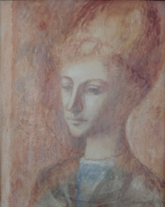 František Koliha - Portrét dívky (2).JPG