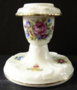 Miniaturní porcelánový svícen - Rosenthal, Sanssouci (1).JPG