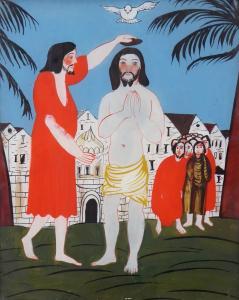 Podmalba na skle - Křest Krista (2).JPG