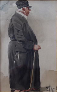 Salomon Emanuel z Friedbergu - Pan  Farář (2).JPG