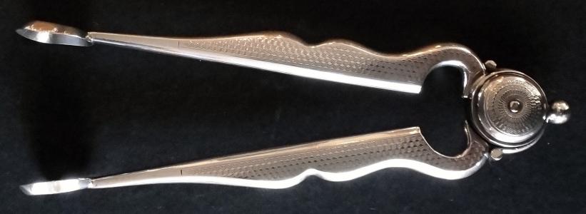Stříbrné kleštičky, s kolečkem - Friedrich Reichert, Vídeň (1).JPG