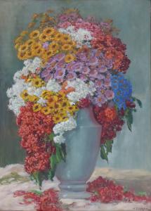 Karel Schadt - Barevné květiny ve váze (2).JPG