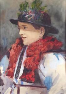 Portrét chlapce v kroji - nečitelná signatura (2).JPG