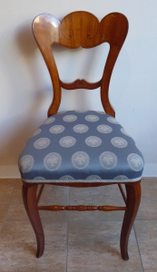 Židle s třemi obloučky - Biedermeier (1).JPG