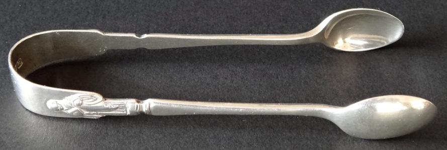 Stříbrné kleštičky, s figurami - Chester, 1913 (1).JPG
