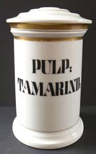 Porcelánová lékovka - Pulp. Tamarind (1).JPG