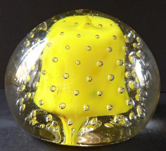 Skleněné těžítko se vzduchovými bublinkami (1).JPG