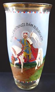 Váza se sv. Václavem a lidovým ornamentem (1).JPG