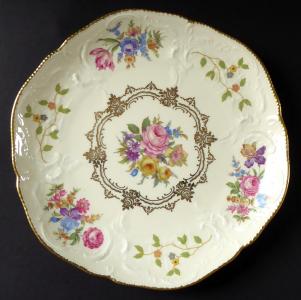 Dekorativní talířek - Rosenthal, Sanssouci (1).JPG