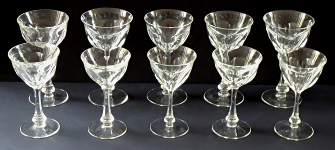 Deset skleniček na nožce - Moser, Lady Hamilton (1).JPG