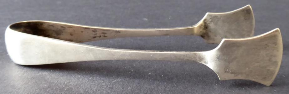 Stříbrné masivní kleštičky na kostky cukru (1).JPG