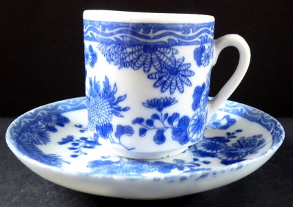 Moka šálek s modrým čínským vzorem (1).JPG