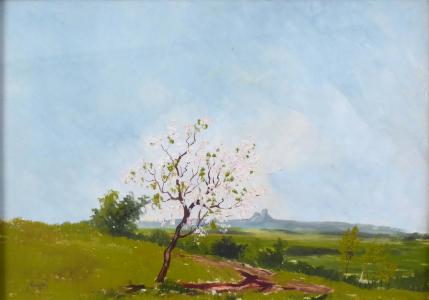 Jiří Krejčí - Rozkvetlý strom (2).JPG