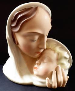 Madona s dítětem  - Waldemar Fritsch, Březová (1).JPG