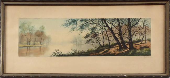 Jean-Joseph Chabridon - U řeky (1).JPG