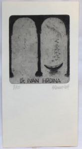 Vladimír Komárek - Ex libris Dr. Ivan Hrdina (1).JPG
