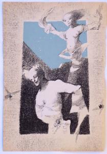 Josef Liesler, Ilustrace k J. Hora-Zápisky z nemoci 2 (1).JPG