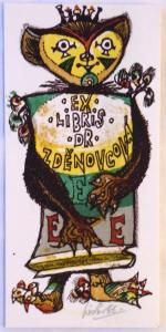 Josef Liesler - Ex libris Dr. Zděnovcová (1).JPG