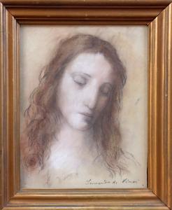 Podle Leonardo da Vinci - Portrét (1).JPG