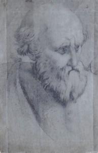 Karel Javůrek - Portrét renesančního staršího muže (2).JPG