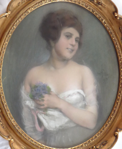 Otto Peters - Portrét dívky (2).JPG