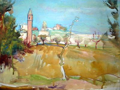 Stuchlík - Vysoká zvonice, kampanila (1).JPG