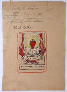Ladislav Šaloun - Ex libris Bohumil Betka (1).JPG