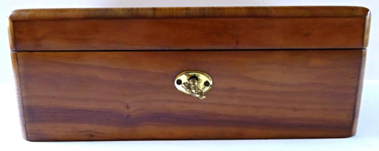 Šperkovnice, krabička v ořechové dýze (1).JPG