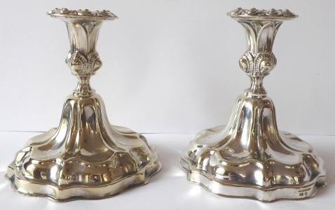 Dva stříbřené svícny, biedermeier - J. L. Herrmann (1).JPG