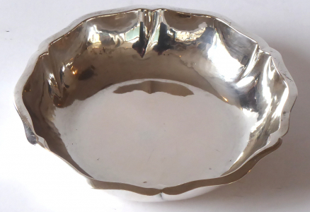 Stříbrná kulatá miska - Jacob Grimminger, Schwäbisch Gmünd (1).JPG