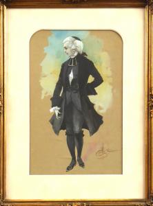 Kamil Vladislav Muttich - Portrét mladého abbé (1).JPG