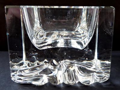 Žardiniéra, křišťálové sklo - Pavel Halva, Moser (1).JPG