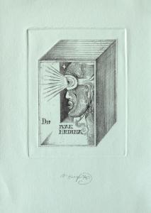 Václav Houf - Ex libris Dr. Ivan Hrdina (1).JPG