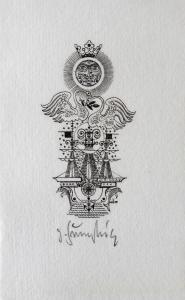 Jiří Antonín Švengsbír - Labutě a plachetnice (1).JPG