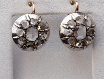 Náušnice s diamantovými routami - 0,70 ct (1).JPG
